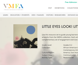 Little Eyes Look! Little Minds Think! Guided Art Looking for Young Learners Virginia Museum of Fine Arts