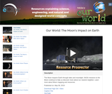 NASA eClips Our World: The Moon's Impact on Earth