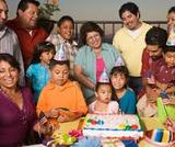 La familia Ortega