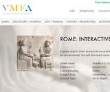 Rome: Interactive Exploration - Virginia Museum of Fine Arts